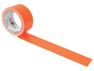 Duck Tape® 48mm x 13.7m Neon Orange